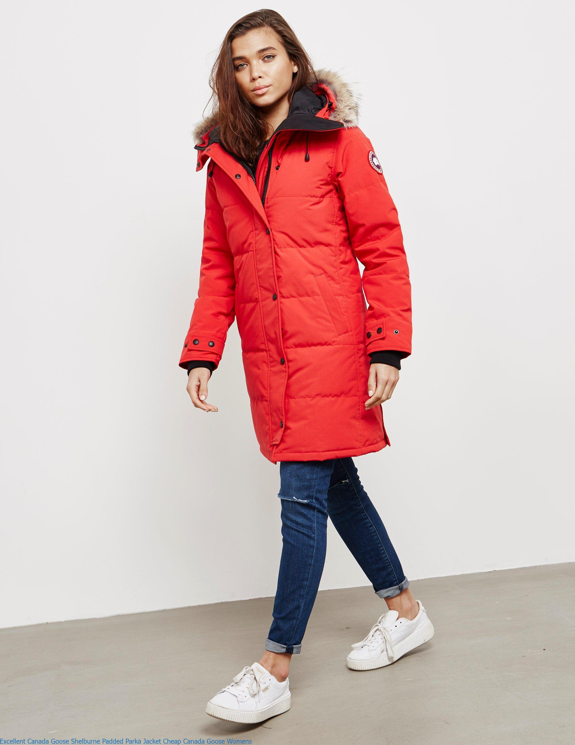 2992662bafc2 Excellent Canada Goose Shelburne Padded Parka Jacket Cheap Canada Goose  Womens – Canada Goose Sale Outlet Cheap Parka Online Shop
